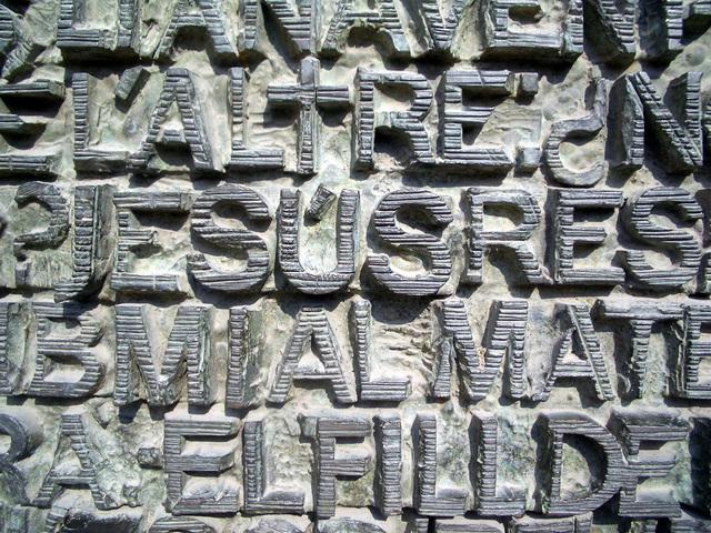 Litery Dysleksja XMC PL